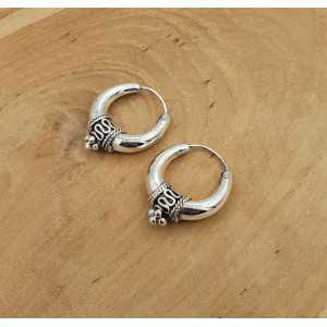 Creoles earrings silver edit 01