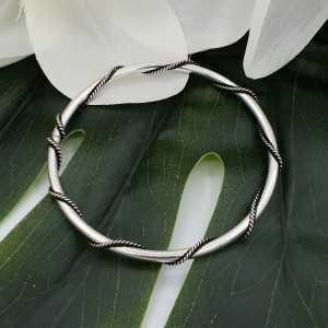 Zilveren armband / bangle
