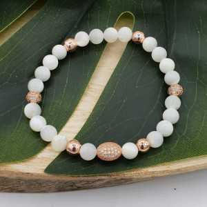 Armband von Mutter-of-Pearl