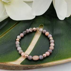 Bracelet with Botswana Agate
