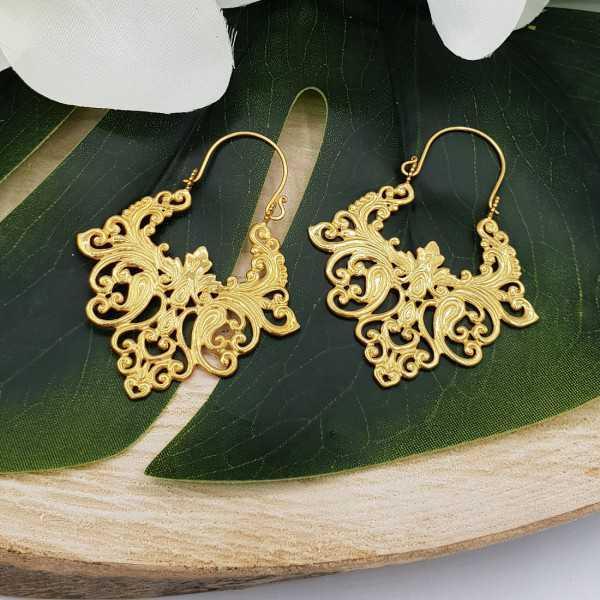 Freya earrings large