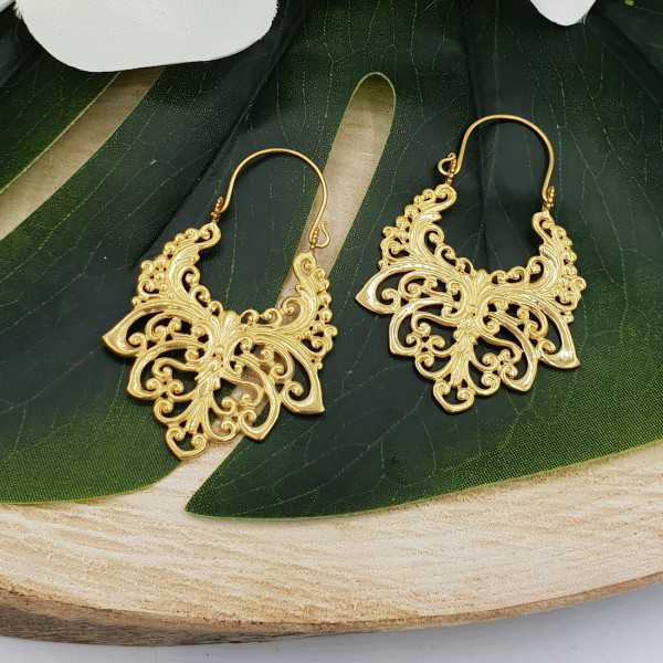 Asherah earrings large