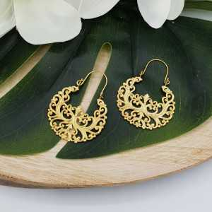 Gaia earrings large