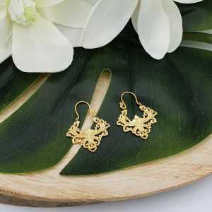Odin earrings small