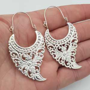 Alulu Ohrringe Silber groß