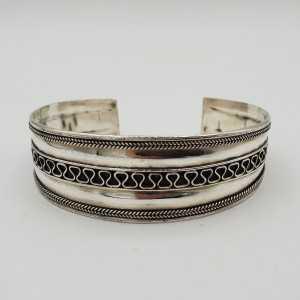 925 Sterling Silber Armreif