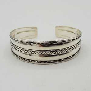 925 Sterling Silber Armreif Armband