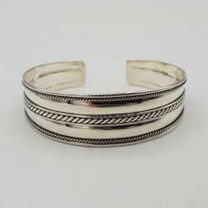 925 Sterling zilveren bangle armband