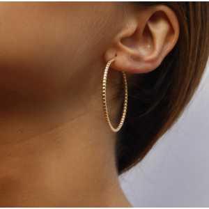 Kreolen Silber Perlen