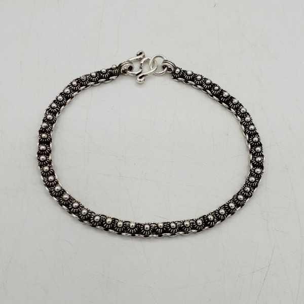 925 Sterling silver Indian bracelet