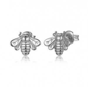 925 Sterling zilveren oorknoppen bij