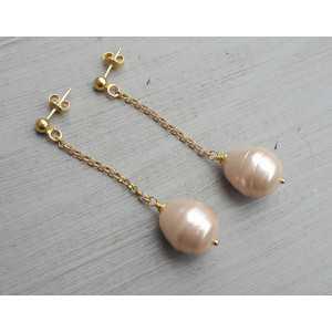 Ohrringe mit Mallorca-Perle